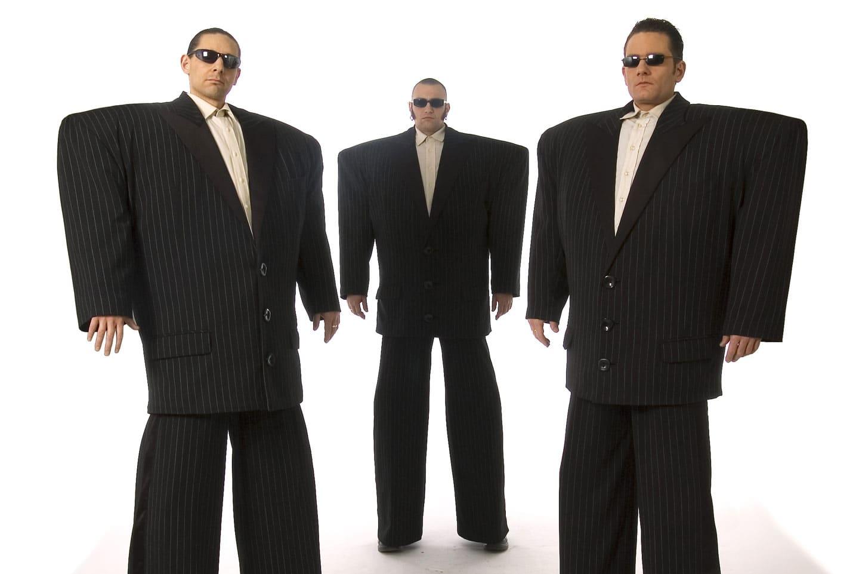 Walk Act Bodyguards