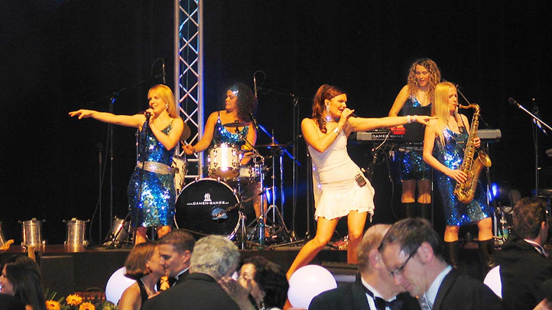 Damen Partyband