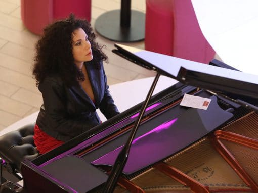 Pianistin Inna