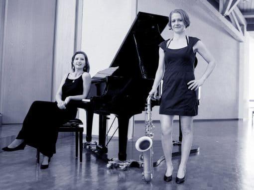 Duo Saxophon Piano