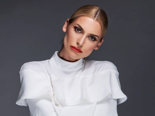 Sängerin Giulia