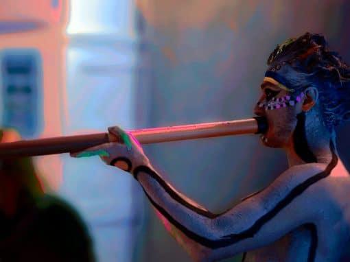 Didgeridoo 28555