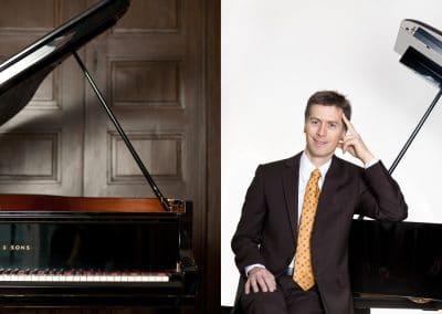 Pianist Robert