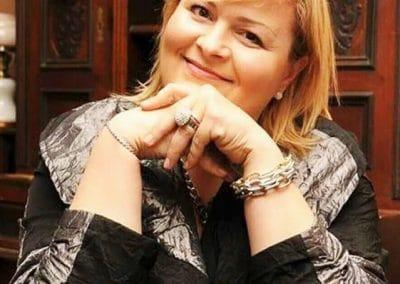 Sängerin Sashka