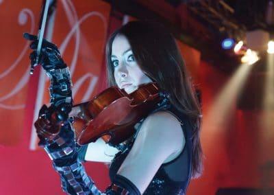 Solo Violinistin