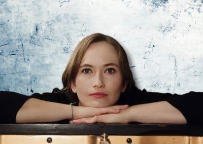 Pianistin Cornelia