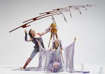 Akrobaten Duo Viola