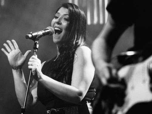 Sängerin Eileen